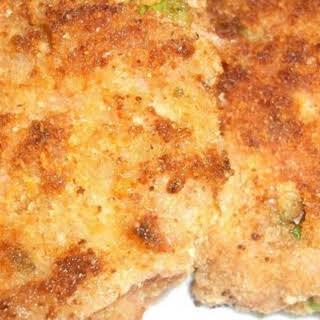 My Great Grandmother's Ham Croquettes.