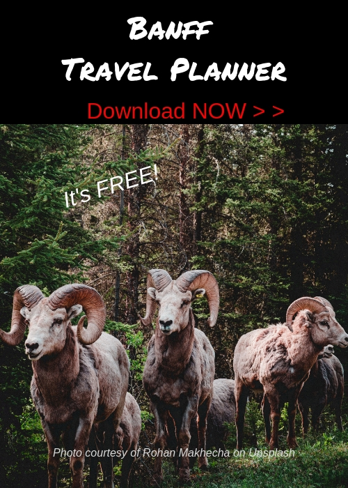 Click here for your FREE Banff Travel Planner