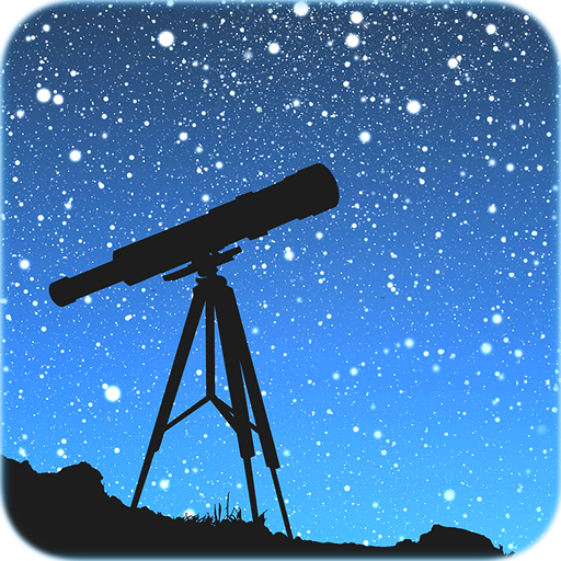 Star Tracker - Mobile Sky Map & Stargazing guide Icon