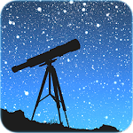 Star Tracker - Live Sky Map & Stargazing guide Icon