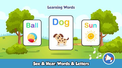 ABC Games - Letter Learning for Preschool Kids screenshots 4