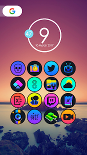 Luver - Icon Pack Screenshot
