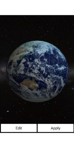 Earth Live Wallpaper Pro