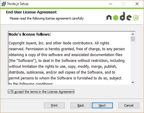 node license