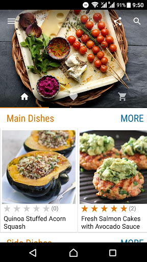 Weight Loss Recipes screenshot