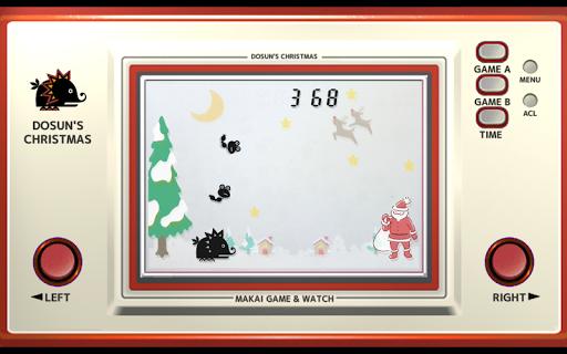 Makai Game & Watch No.07 - DOSUN'S CHRISTMAS 1.11.00 screenshots 1