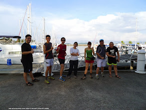 Photo: Eric Lee, TanHC, KC, SuWF, Tracy Chan, Patric Yee, Alex