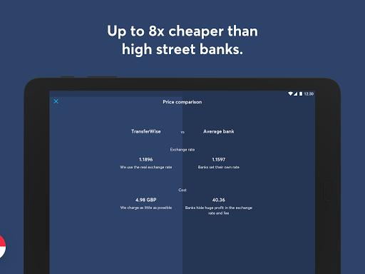 TransferWise Money Transfer  screenshots 8