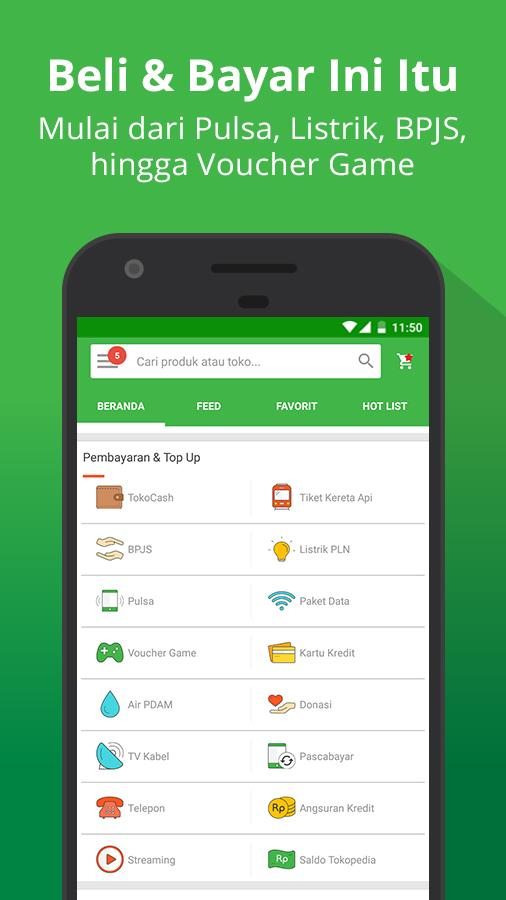 Tokopedia - Buy & Sell Online - Android Apps on Google Play