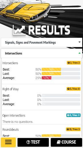 DMV Practice Test & eHandbook - 2017 3.03 screenshots 7