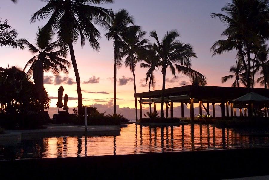 Fijian Sunset by Jason Kiefer - Landscapes Waterscapes (  )
