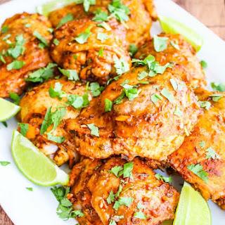 Baked Peruvian Spiced Chicken Recipe