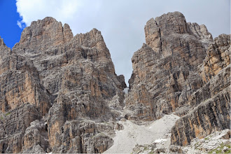 Photo: Torre di brenta e Cima Armi