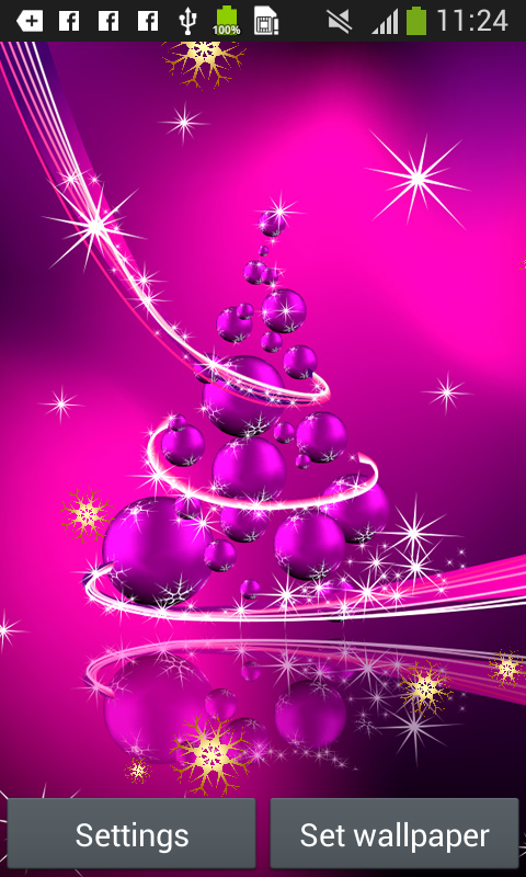 New Year Live Wallpapers - Android Apps on Google Play