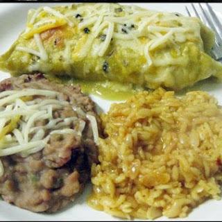 Heather's Chicken Enchiladas