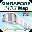 Singapore MRT Map icon
