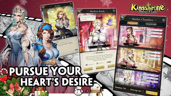 Download Full King's Throne: Game of Lust 1.0.37 APK
