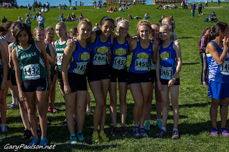 Photo: JV Girls 44th Annual Richland Cross Country Invitational  Buy Photo: http://photos.garypaulson.net/p110807297/e46ce6ef6