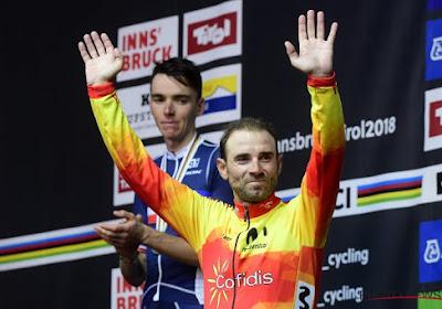 """Valverde tankt vertrouwen voor de Tour door goede vriend te kloppen: """"Spijtig dat ik de trui niet zal kunnen dragen"""""""