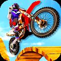 Bike Stunt: 3D bike race: motorcycle games icon