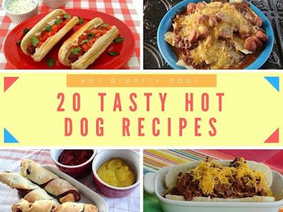 20 Tasty Hot Dog Recipes