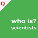 science quiz: scientists icon