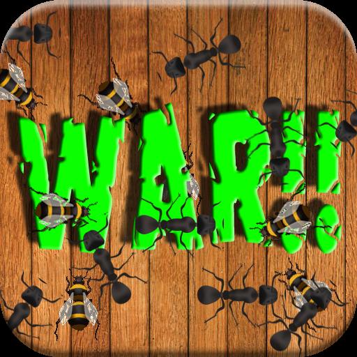 Little World War Bugs Racing