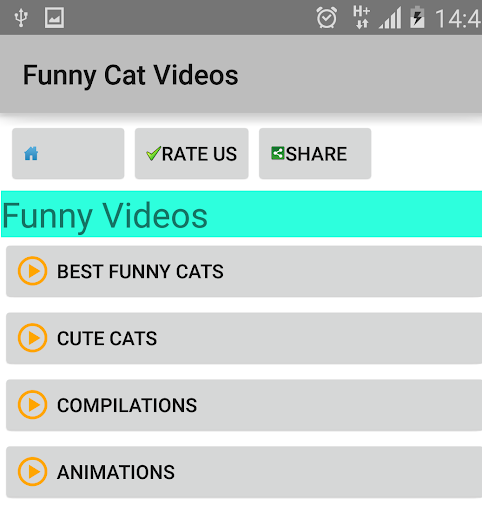 600+ Funny Cat Videos