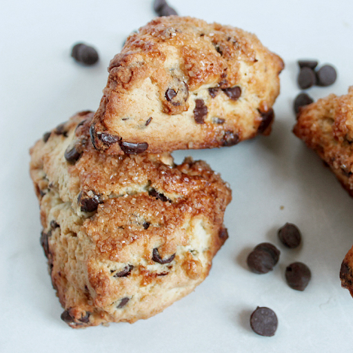 Hungry Gnome Chocolate Chip Scone