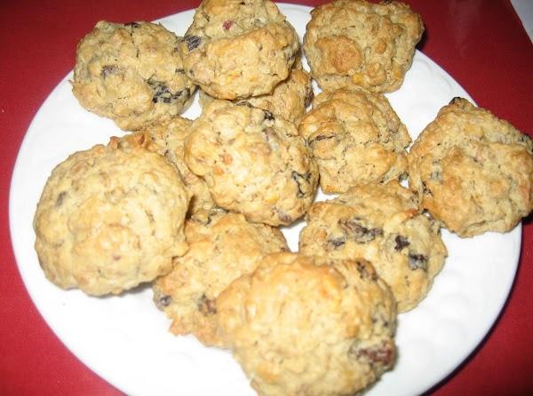 Muesli Cereal  Crunchy Cookies Recipe