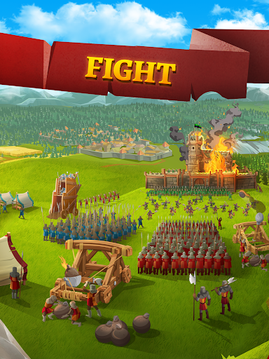 Empire: Four Kingdoms | Medieval Strategy MMO - screenshot