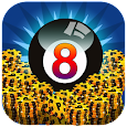 guide for coins for 8 ball pool icon