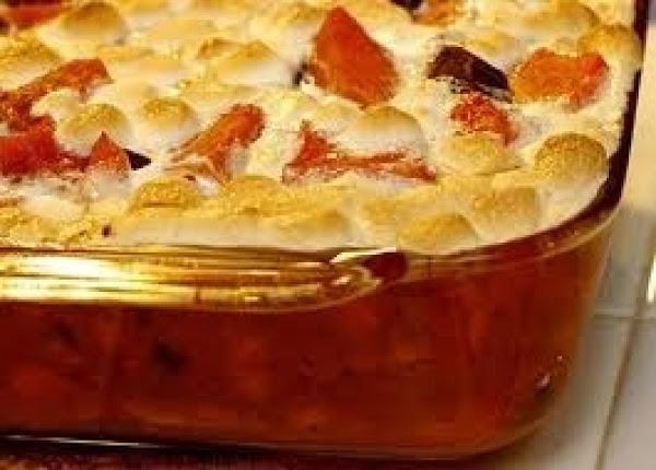 Candied Yams, Mom's Way Recipe