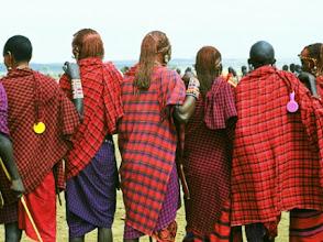 Photo: Los Maasai