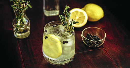 Gone are the days of the simple G&T. Today it's like a competition to see which mixologist can squeeze the most botanical into a glass.