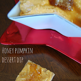 Honey Pumpkin Dessert Dip Recipe