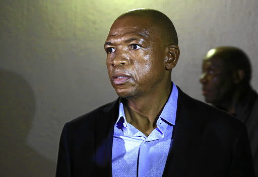 Supra Mahumapelo. Picture: SUPPLIED