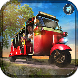 Off Road Limo Tuk Tuk Rickshaw for PC and MAC
