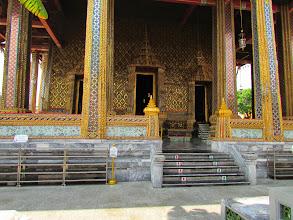 Photo: Emerald Buddha building