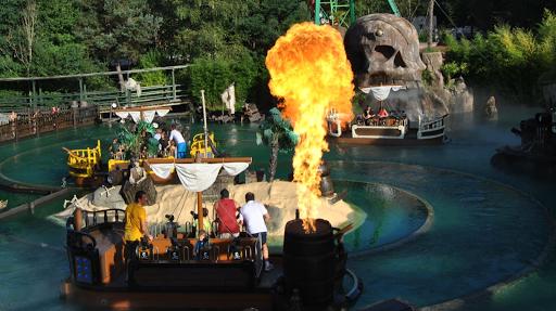 Parc d'attractions Fraispertuis City