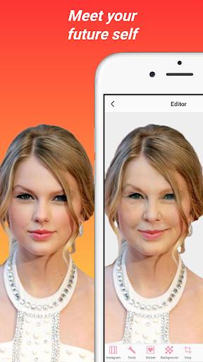 Face Changer Photo Gender Editor 4.1 screenshots 3