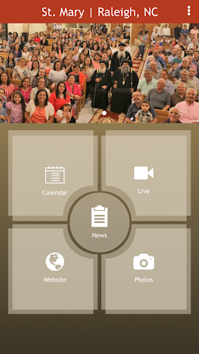 Screenshot for St. Mary   Raleigh NC in United States Play Store
