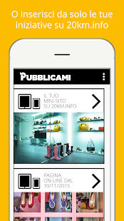 Pubblicami- screenshot thumbnail