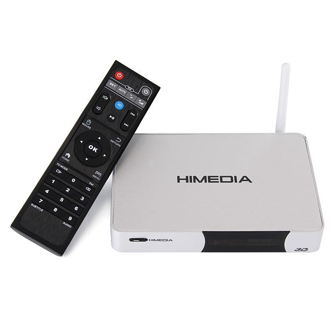 Himedia Q5 Pro Android TV Box chính hãng, hỗ trợ phát 4K 60fps, 7.1 HD-Audio