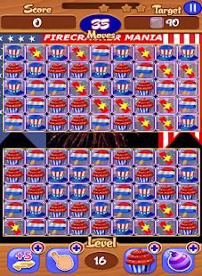 Download Firecracker Mania Match 3 Game For PC Windows and Mac apk screenshot 8