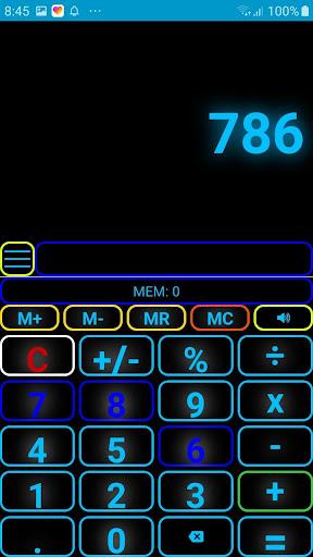 talking calculator speaking calculator voice casi Apk 1