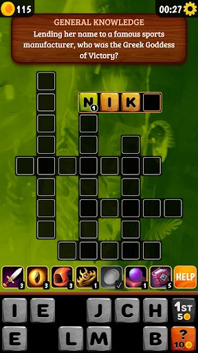 Quiz Journey - Crosswords Puzzle & Trivia 1.3.82 Cheat screenshots 1