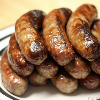 Crock Pot Brats in Beer