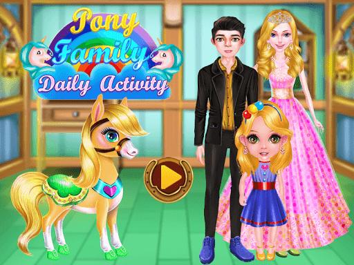 Pony Unicorn Horse Games For Girls: capturas de pantalla de Makeup Salon 8