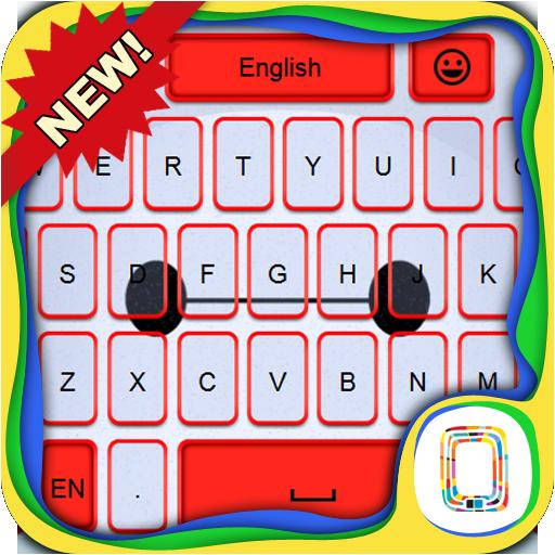 个人化のBig keyboard Hero theme LOGO-記事Game